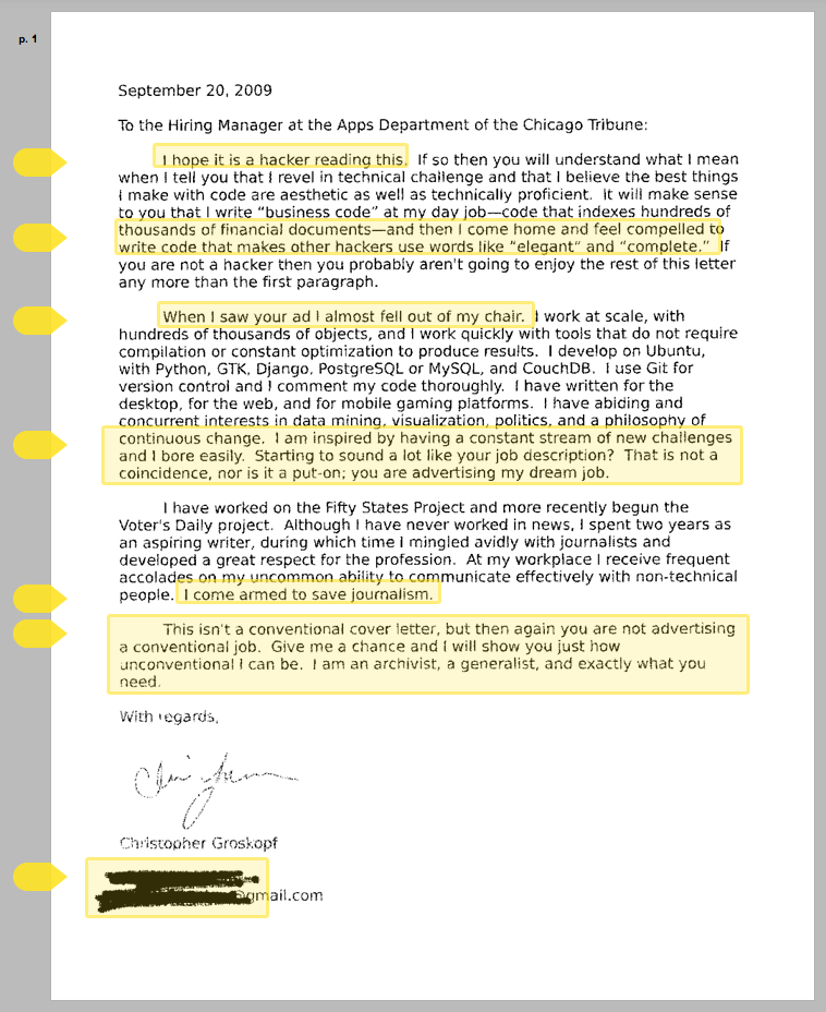 best cover letter i ve ever read pay to get english application - Best Cover Letter Ever Written